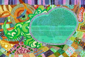 emerald-notes-ketubah
