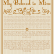 Type Your Love Ketubah