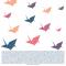 The Paper Cranes Ketubah